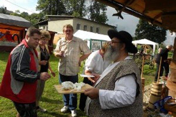 Na Mosteckom lete sa stretli kuchári z troch krajín.
