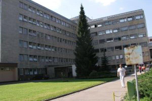 Kysucká nemocnica v Čadci.