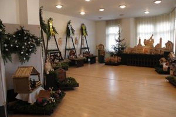 Priestory Kysuckého múzea sa zaplnili symbolmi Vianoc.