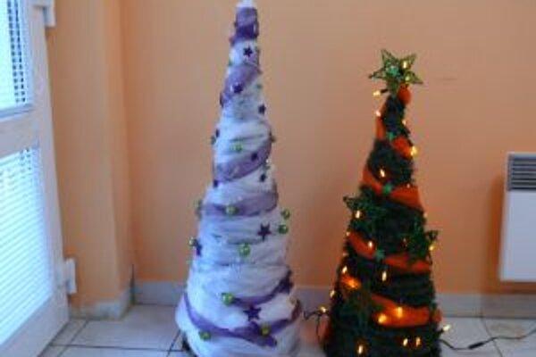Stromčeky - ihlany sú trendom týchto Vianoc.