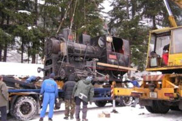 Štyri mesiace bude mašinka premávať v Čiernom Balogu.