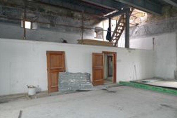 Sobášny palác v Bytči. Ak nestihnú rekonštrukciu do konca roka, bude kraj musieť vrátiť 1 milión eur.