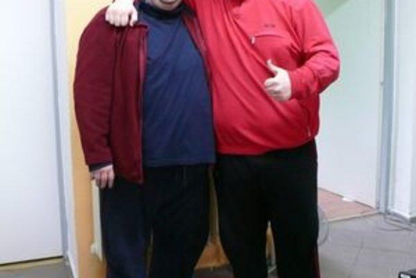 Kysuckí chlapci sa rozhodli schudnúť v českej televízii.