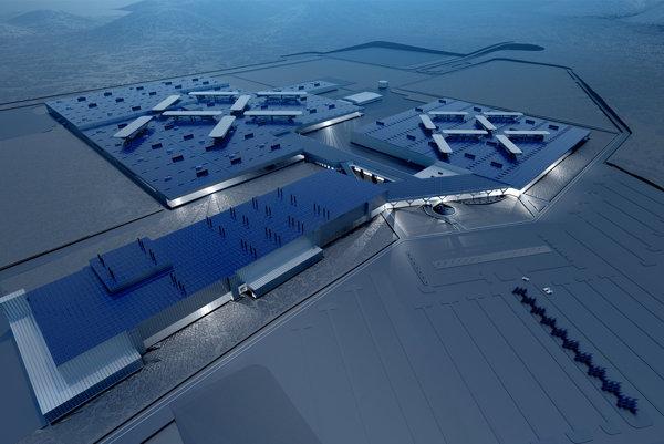 Závod Faraday Future v Nevade sa začne stavať už o mesiac.