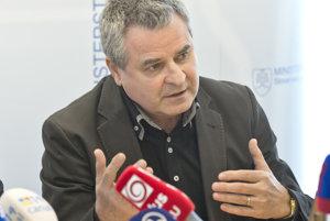 Gabriel Kamenský, hlavný odborníkom ministerstva zdravotníctva pre kardiológiu.