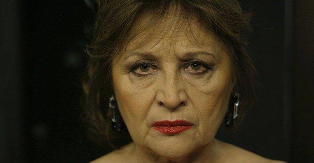 Emília Vášáryová vo filme Eva Nová.