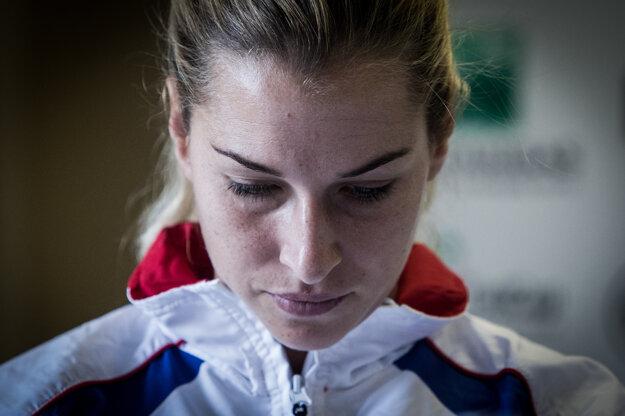 Cibulková svoj zápas vyhrala a potvrdila tak dobrú formu z posledného obdobia.