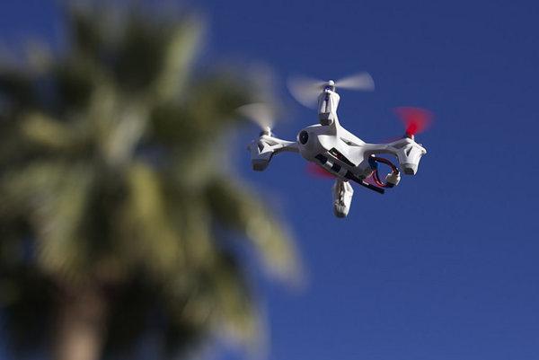 Drony vedia vzlietnuť len vďaka myšlienke.