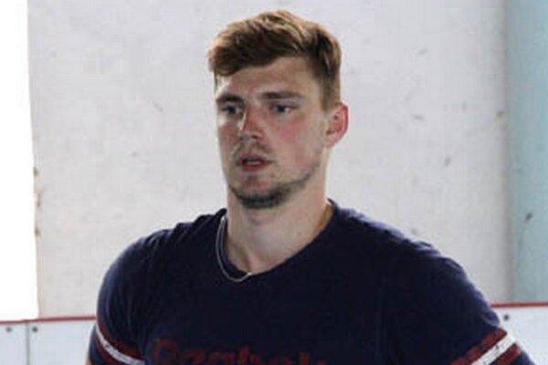 Adam Trenčan chytal len druhý ligový zápas za Nitru.