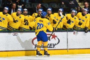 Švédi sa vo finále stretnú s Fínskom.