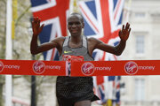 Kipchoge atakoval svetový rekord v maratóne