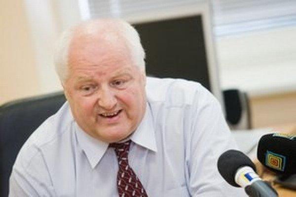 Bývalý starosta Dúbravky Ján Sandtner.