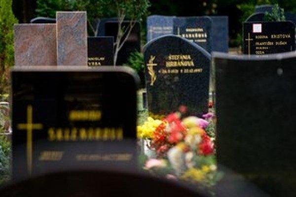 Pohrebníctvo bude mať nové vedenie.