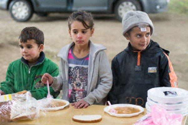 Vianoce spríjemnili aj deťom z osady.