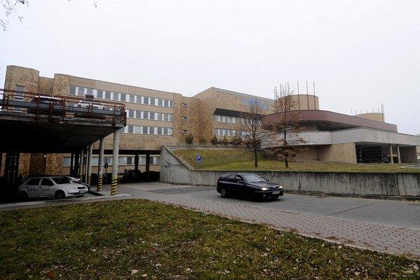 Nemocnica na Antolskej ulici v Bratislave.