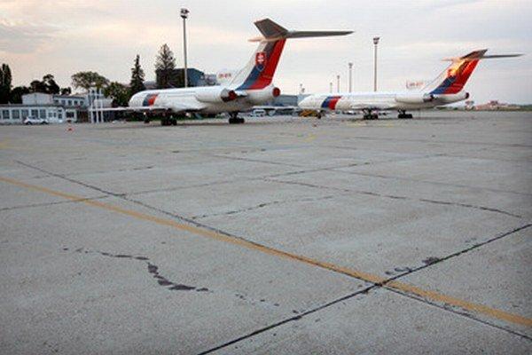 Aj do takéhoto vládneho špeciálu sa budete môcť ísť cez víkend v rámci Dňa otvorených dverí na bratislavskom letisku pozrieť.
