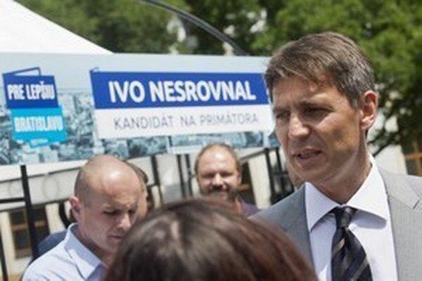 Ivo Nesrovnal.