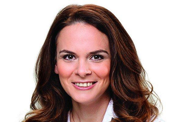 Neúspešná kandidátka na starostku Rače, Lucia Veselská.
