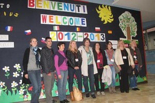Jarovce hostili pedagógov z rôznych krajín.