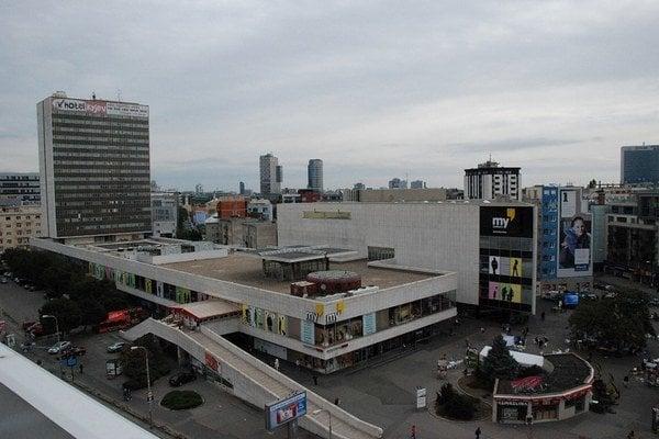 Hotel Kyjev zatvorili na jeseň v roku 2011 ako nefunkčný a energeticky náročný.
