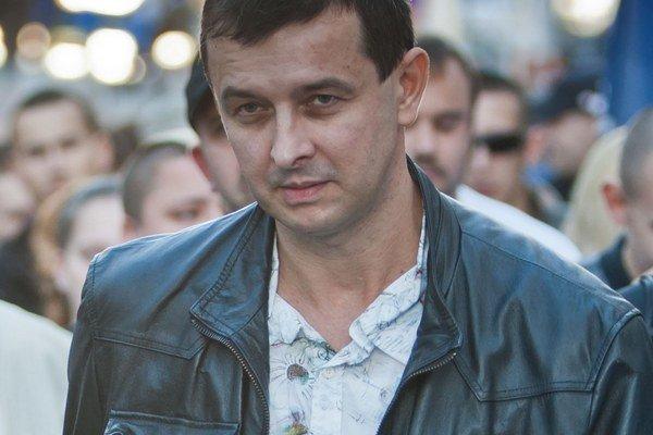Oskar Dobrovodský.