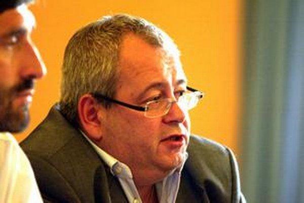 Bývalý župan a súčasný starosta Petržalky Vladimír Bajan.