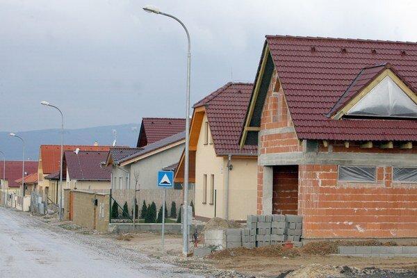 Územný plán obce umožňuje výstavbu až pre 50-tisíc ľudí.