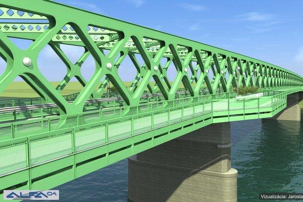 O farbe mosta sa zatiaľ nerozhodlo.