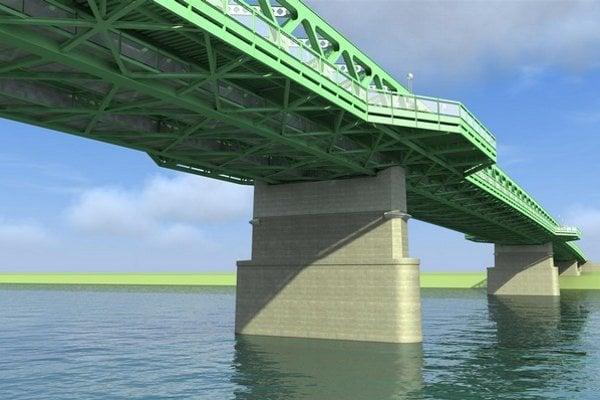 O farbe mosta bude možno anketa.