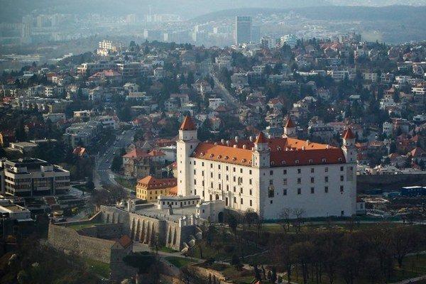 Bratislava podľa prieskumu sa podľa prieskumu nerozvíja najrýchlejšie, ale najviac.