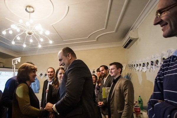 Pavol Frešo obhájil svoj post bratislavského župana.