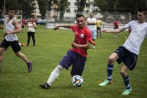 Deti sa prostredníctvom futbalu učili spolupráci, férovosti a riešeniu konfliktov.