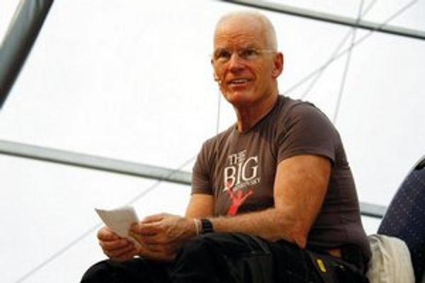 Lama Ole Nydahl predáša a píše knihy o buddhizme.V decembri bude mať prvú autogramiádu na Slovensku.
