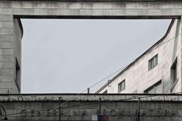 Monumentálna budova dnešnej Generálnej prokuratúry od Emila Beluša.