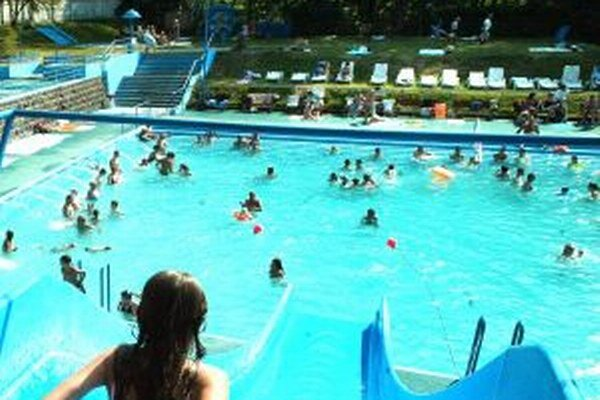 Kúpalisko v Kremnici otvoria v piatok 5. júla.