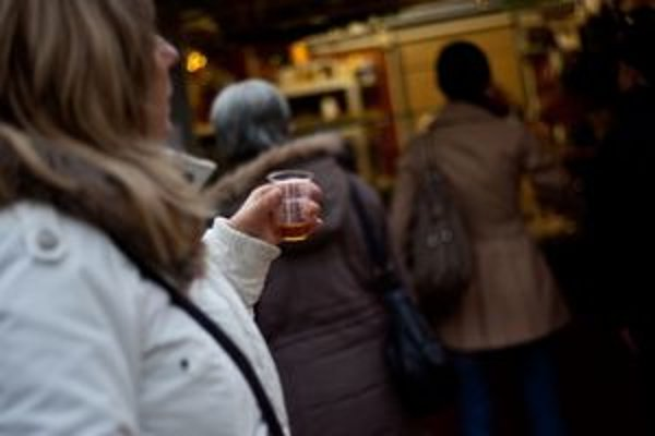 Zákaz sa môže dotknúť aj stánkov s vareným vínom na Františkánskom námestí.