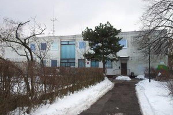 Škôlka na Pekníkovej ulici v Dúbravke.