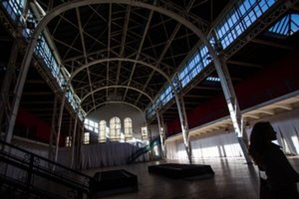 Stará tržnica je zatvorená, mesto riešiť čo s budovou už niekoľko rokov.