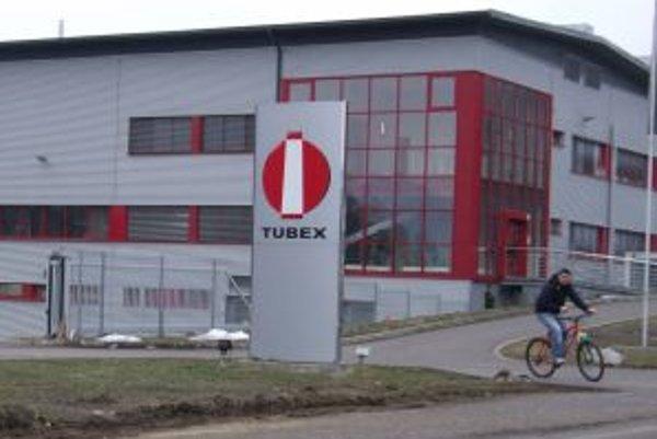 Spoločnosť Tubex od januára pribrala pätnásť zamestnancov. Ešte tento rok tam má vzniknúť ďalších dvadsať pracovných miest.