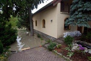 Okolie Devína sa spamätáva zo škôd spôsobených povodňami.