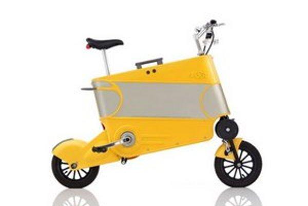 Výstava bicyklového dizajnu potrvá do 6. októbra.