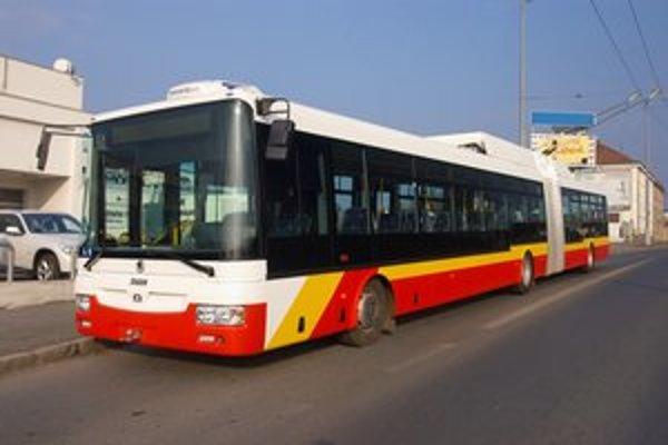 Podobné trolejbusy dnes jazdia napríklad v Hradci Králové.