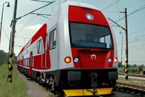 Vlak Janka.