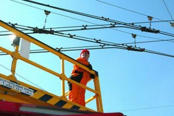 Trolejbusovú trať v okolí Horského parku predĺžili. Od decembra bola v skúšobnej prevádzke.