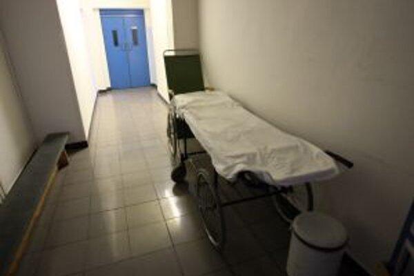 Pacientku zo Žiaru previezli do Banskej Bystrice.