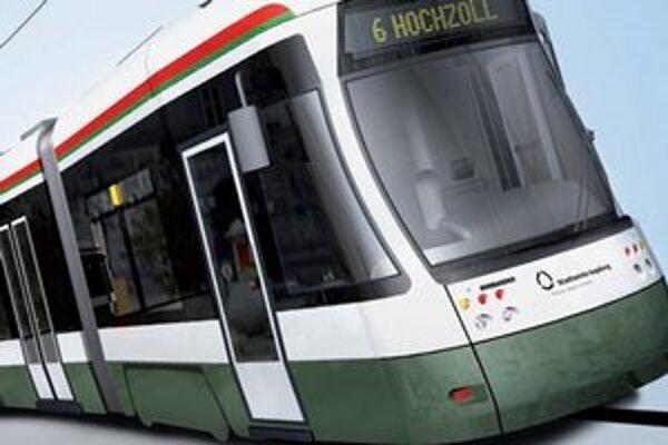 Nízkoprahová električka bude skúšobne jazdiť aj po Bratislave.