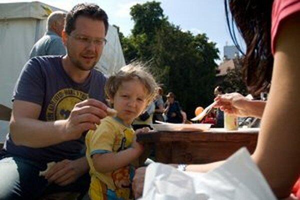 Festival dobrého jedla a pitia začína dnes v Medickej záhrade.
