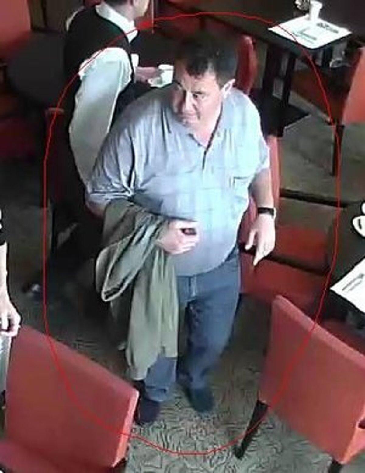 Zlodej kabelky.(Zdroj  Polícia) 1128b9e09e5