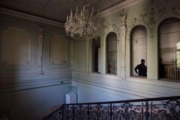 Pisztoryho palác upratovali dobrovoľníci.