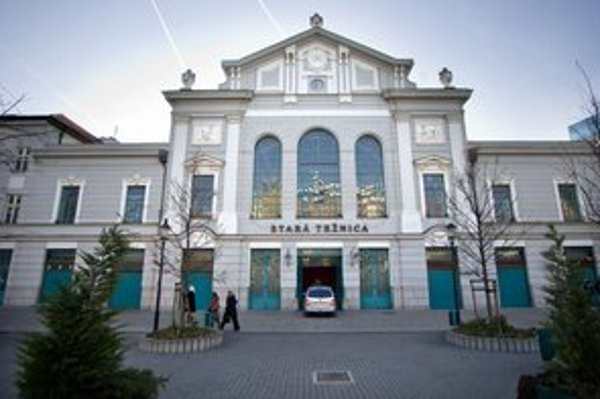 Starú tržnicu dnes otvárajú už len počas podujatí. Na jej opravu treba 360-tisíc eur.